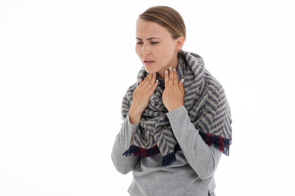 tabletki na ból gardła w ciąży