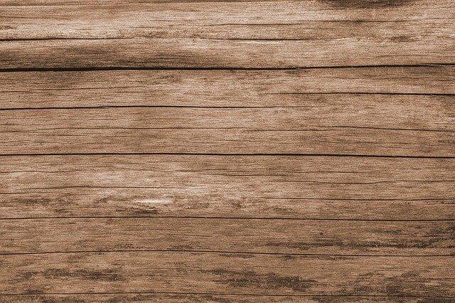 drewno na ścianie aranżacje