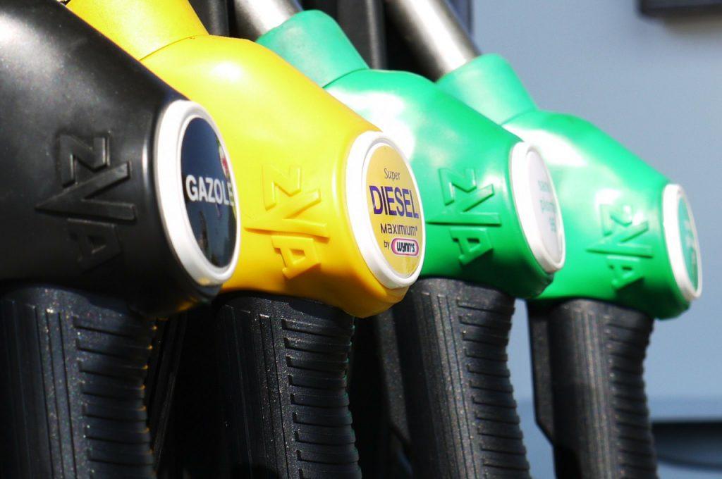olej silnikowy do diesla