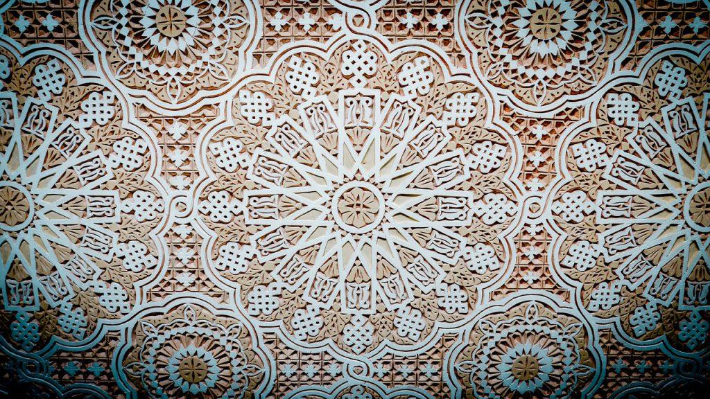 płytki mozaika marokańska
